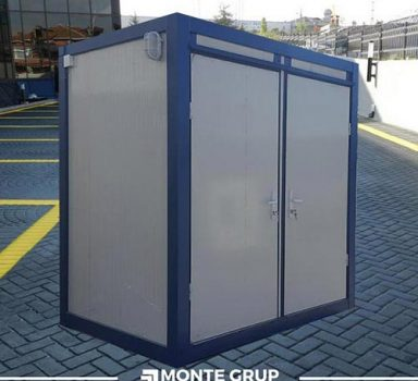 WC Duş Konteyneri