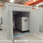 Konteyner Elektrik Odası