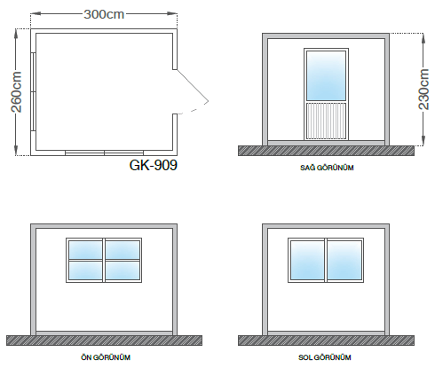 GK-909